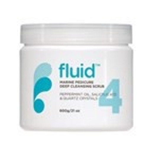 Fluid Marine Pedicure Deep Cleansing Scrub #4 600g