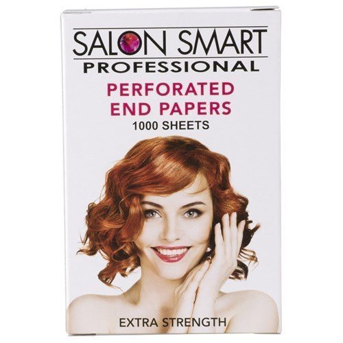 Salon Smart Jumbo Perforated End Papers 1000 sheets