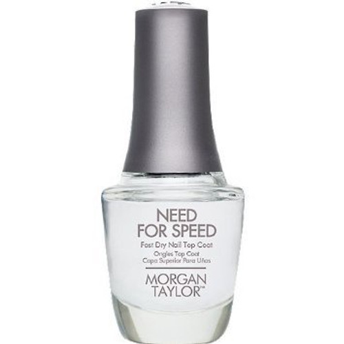 Morgan Taylor Need For Speed Top Coat 15ml