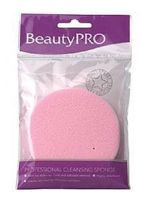 BeautyPro Cleansing Sponge Small Round