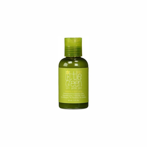 Little Green Baby Shampoo & Body Wash 60ml (Discontinued with brand)