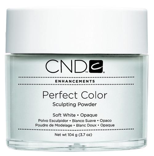 CND Acrylic Powder Soft White-Opaque 104g