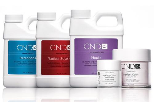 CND Acrylic Powder Clear Retention+ 22g