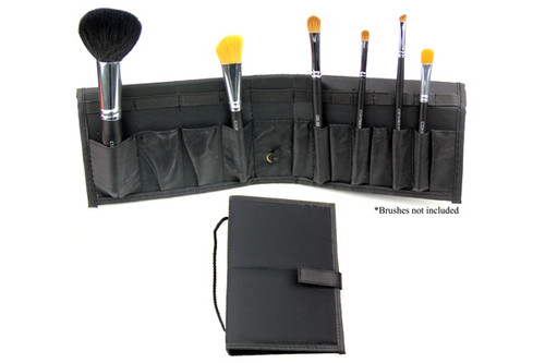 Crown Brush 12 Slot PRO Folding/Stand Case