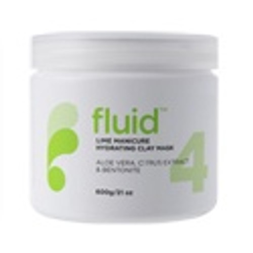 Fluid Lime Manicure Hydrating Clay Mask #4 600g