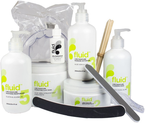 Fluid Lime Manicure Soothing Moisturizer #5 250ml