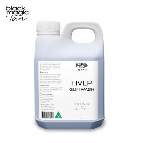 Black Magic HVLP Gun Wash 1L