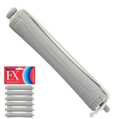 Hair FX Grey Lightweight Perm Rods
