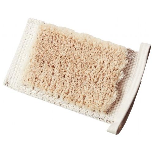 Hive Body Brush Mitt (sisal/Cotton)