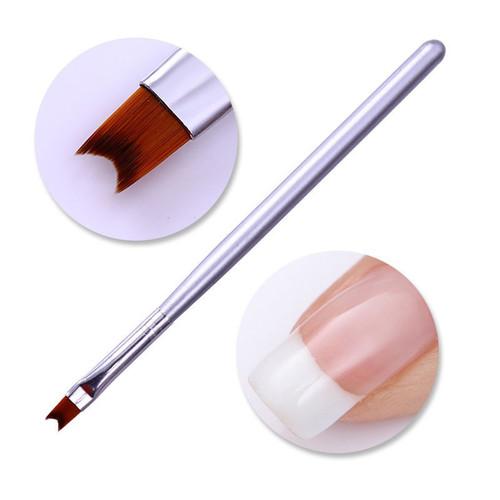 French Manicure Gel Brush