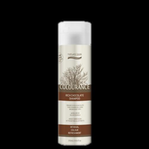 Natural Look Colourance Rich Chocolate Shampoo 250ml