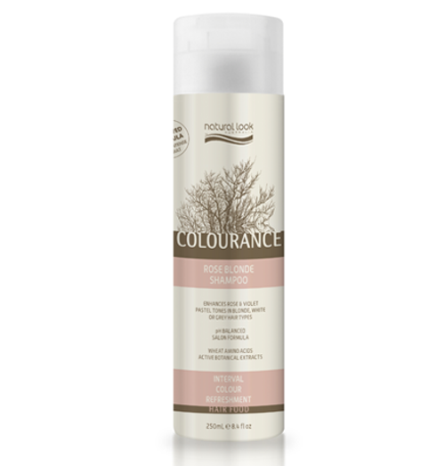 Natural Look Colourance Rose Blonde 250ml