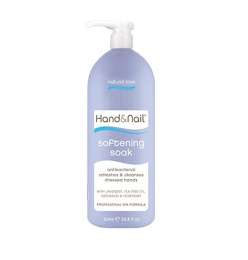 Natural Look Hand & Nail Softening Soak 1lt
