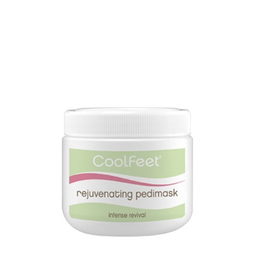 Natural Look Cool Feet Rejuvenating Pedimask 600g