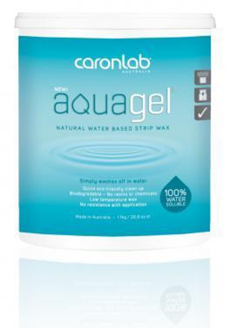 Caronlab Aquagel Water Soluble Strip Wax
