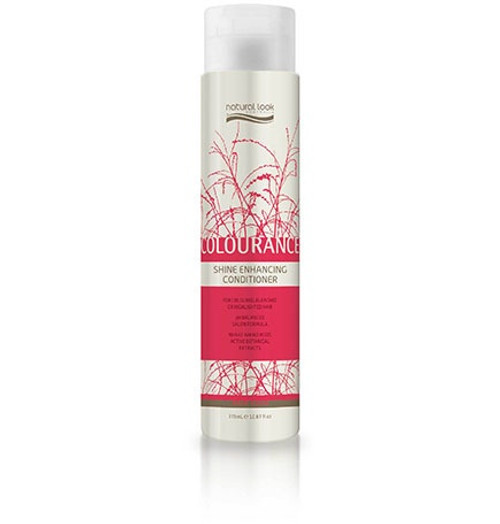 Natural Look Colourance Shine Enhancing Conditioner375ml