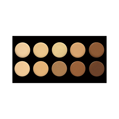 Crown Brush 10 CONCEALER PALETTE