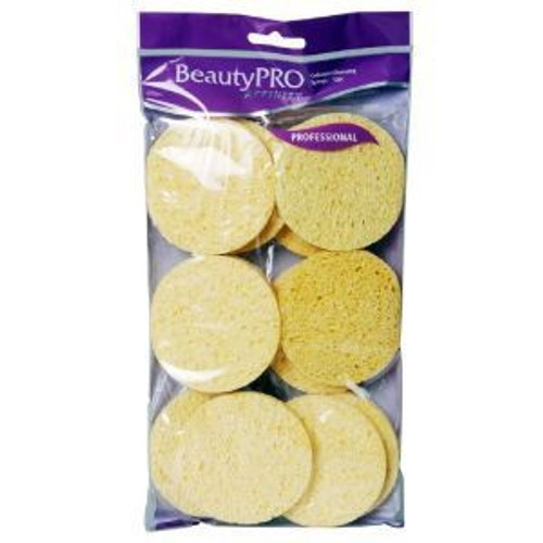 BeautyPro Cellulose Sponge 12p