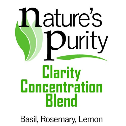 Nature's Purity Clarity/Concentration Blend 12ml