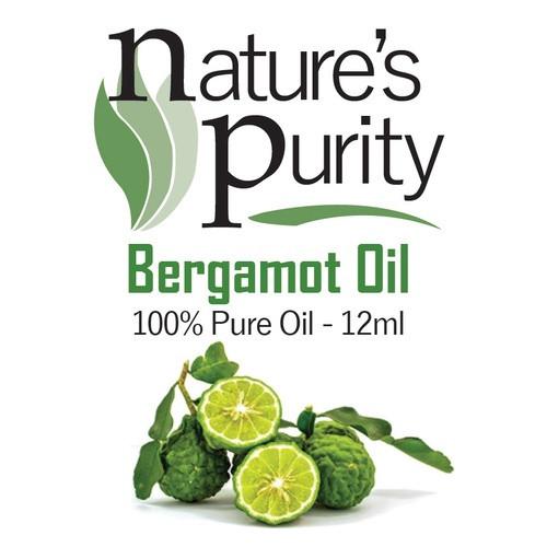 Nature's Purity Bergamot Oil 12ml