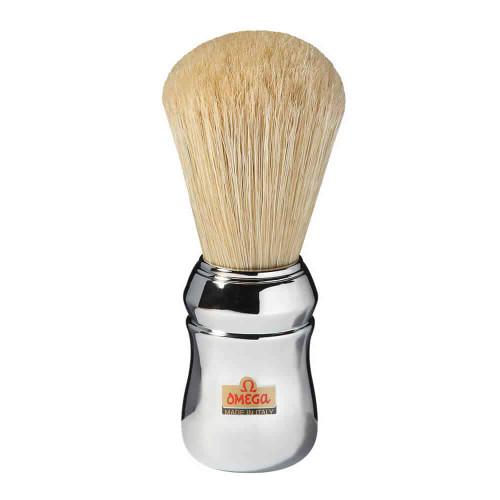 Omega Professional Pure Boar Bristle Shaving