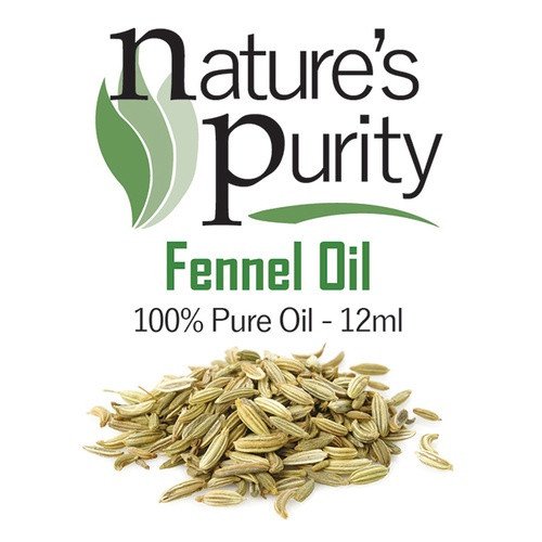 Nature's Purity Fennel Oil 12ml
