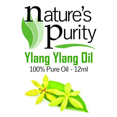 Nature's Purity Ylang Ylang Oil No.1 12ml