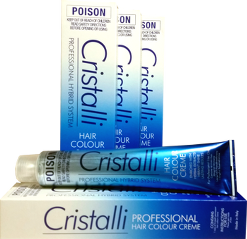 Cristalli Colour Chart