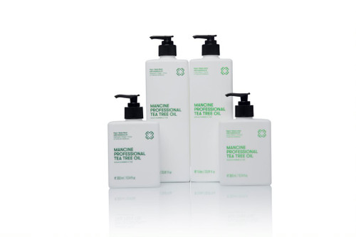 Mancine Tea Tree Oil Hand & Body Lotion with 5% Melaleuca Oil