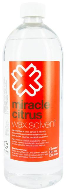 Mancine Miracle Citrus Wax Solvent 1L