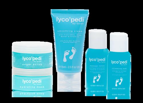 Lyco'pedi By Lycon Mini Pedi Kit