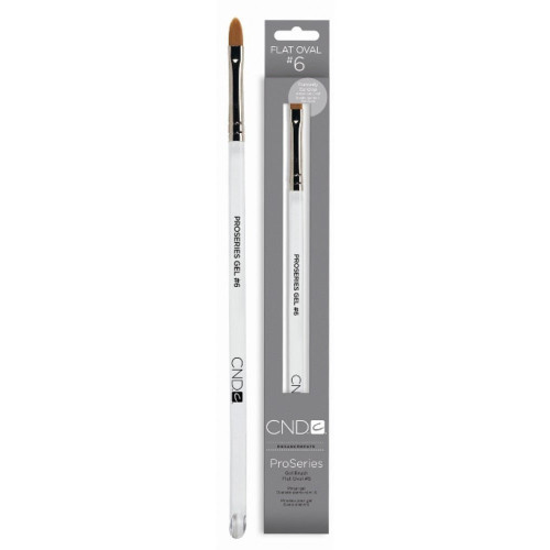 CND ProSeries Gel Brush #6