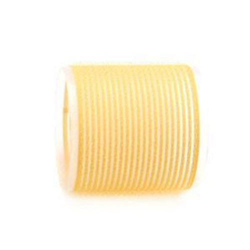HairFx Self Gripping Rollers Yellow 63mm