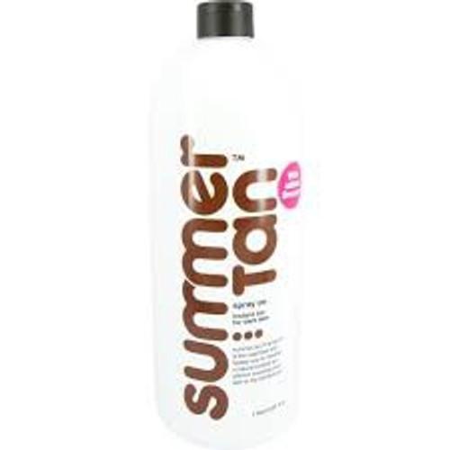 SummerTan Spray on Liquids