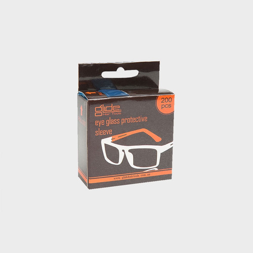 Glide Hair Tools Eye Glass Sleeves