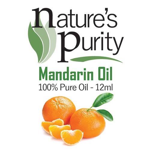 Nature's Purity Mandarin Oil 12ml