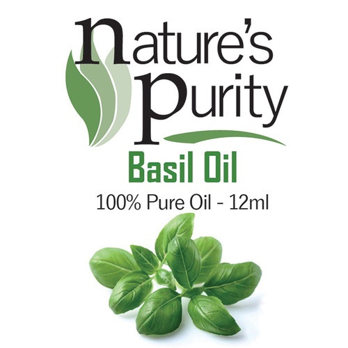 Nature's Purity Basil Oil 12ml
