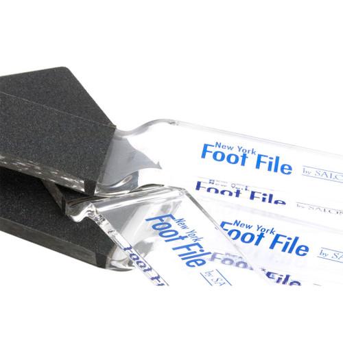 New York Foot File Classic
