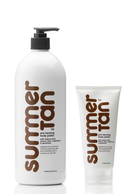 Summer Tan Pre-Tanning Body Polish