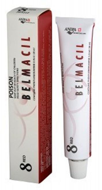 Belmacil #8 Red Tint