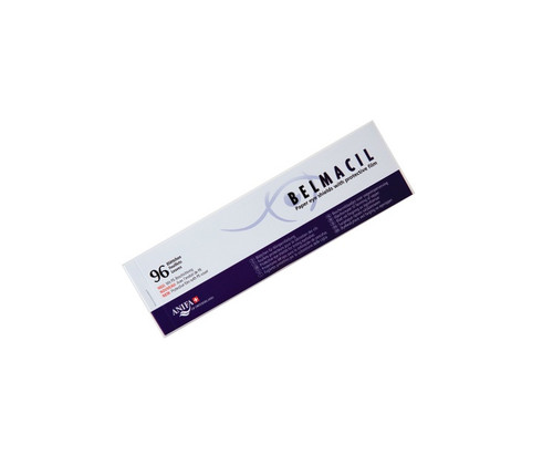 Belmacil Paper Eye Shields with protective film 96pkt