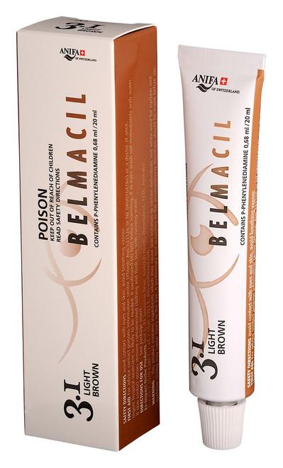 Belmacil #3.1 Light Brown Tint