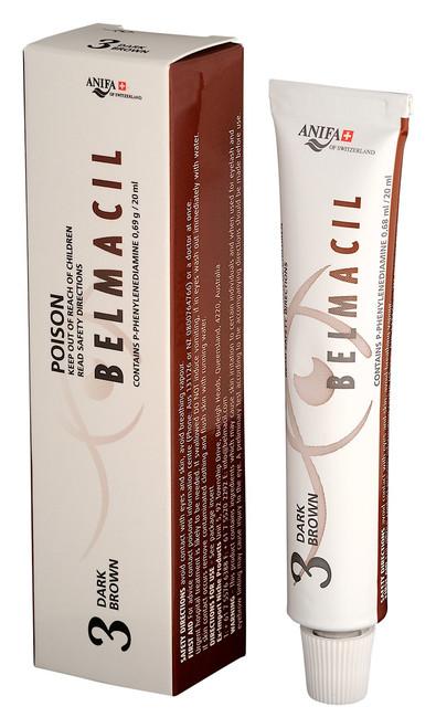Belmacil #3 Dark Brown Tint
