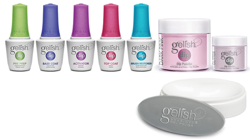 Gelish French Dip Powders