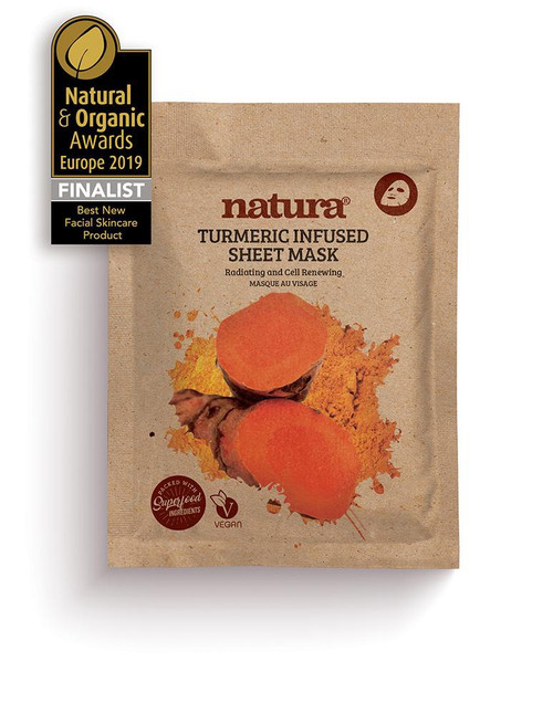 Natura by BeautyPro Vegan Masks (Discontinued Line)