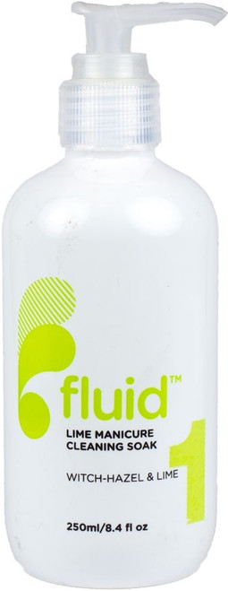 Fluid Lime Manicure Cleaning Soak #1 250ml