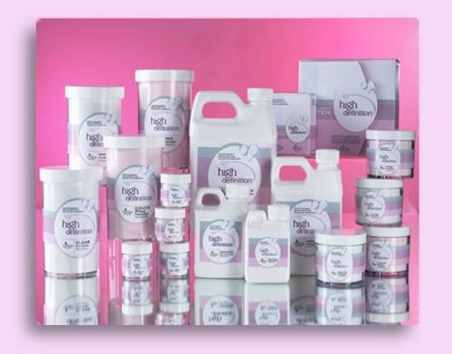 Ezflow High Definition Acrylic Powder - White (Discontinued Item)