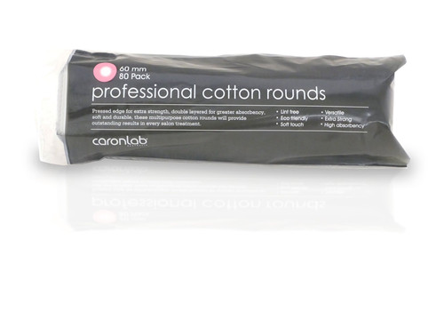 Caronlab Professional Cotton Rounds