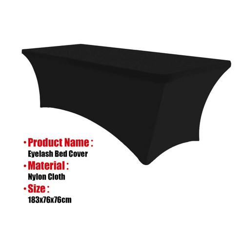 Massage Bed Cover Elastic Black