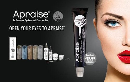 Apraise Professional Eyelash and Eyebrow Tint